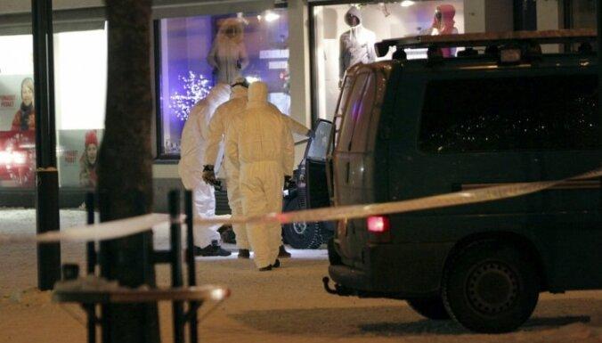Somijā pie restorāna nogalināta pilsētas domes priekšsēdētāja un divas žurnālistes (plkst.20:20)