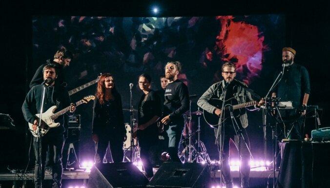 Teātra trupa 'Kvadrifrons' muzicēs Valmierā