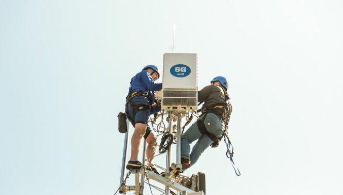 Tele2 запустил в коммерческом режиме сеть 5G в Даугавпилсе и Елгаве