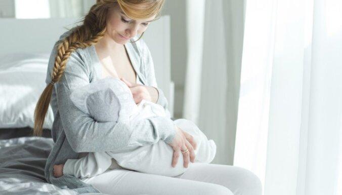 ТОП-5 вопросов, которые волнуют молодых мам о грудном вскармливании