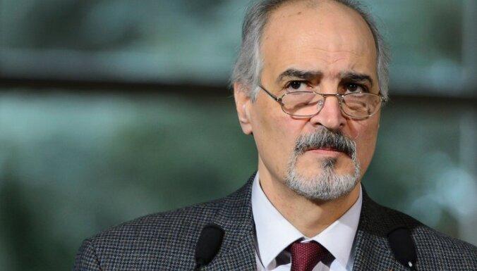 Постпред Сирии: готовится провокация с использованием химоружия