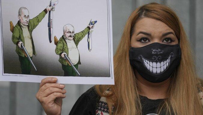 'Eiropas diena': Lukašenko nolaupa lidmašīnu un Eiropas Prokuratūra pret fondu izkrāpējiem