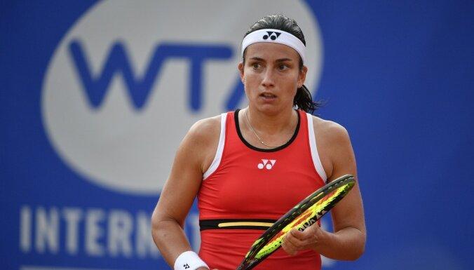 Sevastova attālinās no WTA ranga desmitnieka