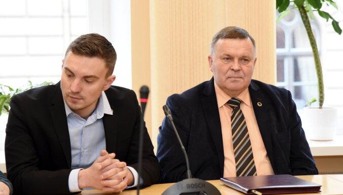 Депутат Казиновскис вышел из фракции НКП в Сейме