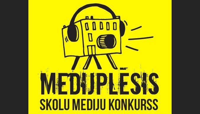 Konkursā 'Medijplēsis' meklēs radošāko Latvijas skolas mediju
