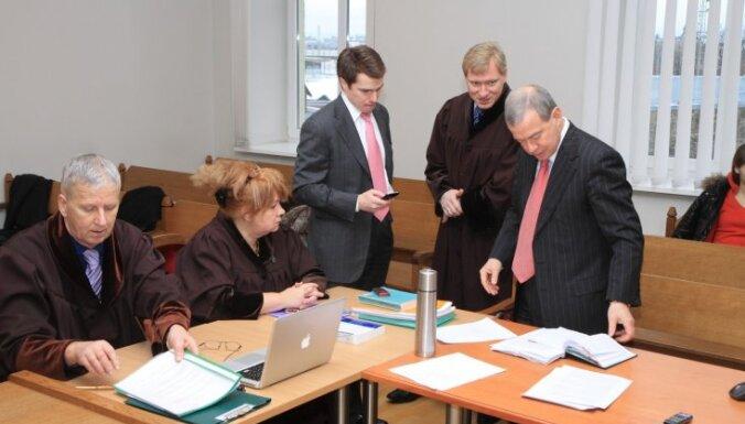 Advokāti Kalnmeiera prognozes par Lemberga krimināllietas iztiesāšanas ilgumu vērtē kā optimistiskas