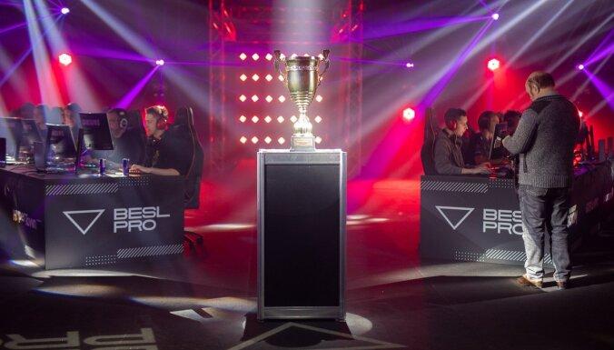 Latvijas komandām mainīgas sekmes Baltijas esporta līgas pirmajā nedēļā