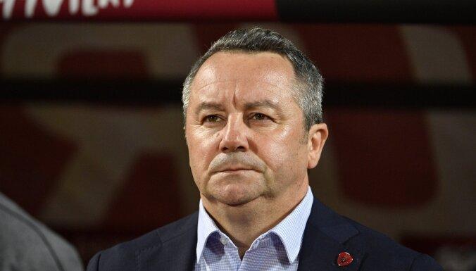 Stojanovičs: trenera karjerā man nav bijušas tik garas zaudējumu sērijas