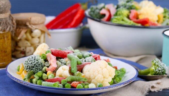 Главные правила размораживания мяса, рыбы и овощей
