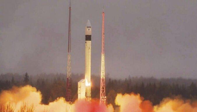 Россия успешно испытала маневрирующий спутник-перехватчик