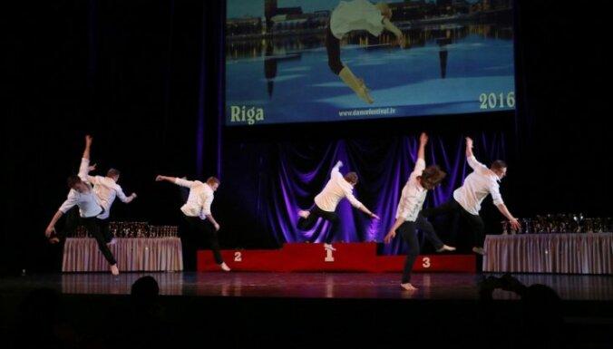 Nedēļas nogalē Kongresu namā notiks starptautiskais deju festivāls 'Dance Olympiad Riga 2018'