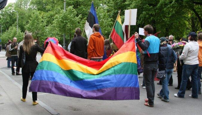Посольство США поддержит запланированный гей-парад в Риге