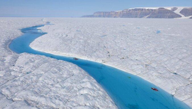 Kūstošie ledāji varētu atvērt bioķīmisku 'Pandoras lādi', brīdina zinātnieki