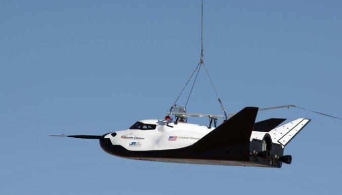 В США успешно испытан новый космический челнок на основе советского аппарата