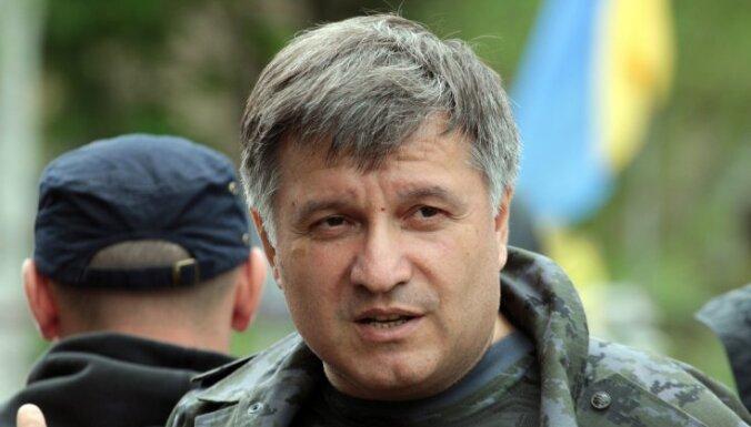 Глава МВД Украины подал в суд на Михаила Саакашвили
