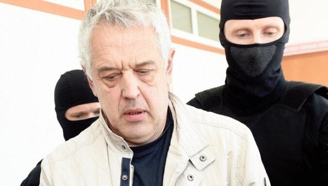 Гапоненко подозревают в разжигании розни и помощи иностранному государству вопреки интересам Латвии