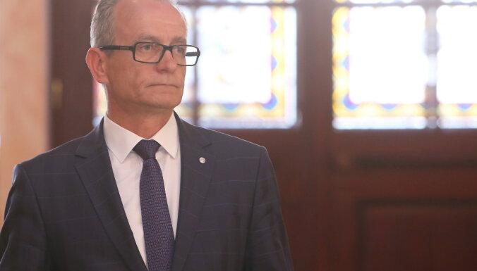 В Сейм подан запрос об отставке министра юстиции