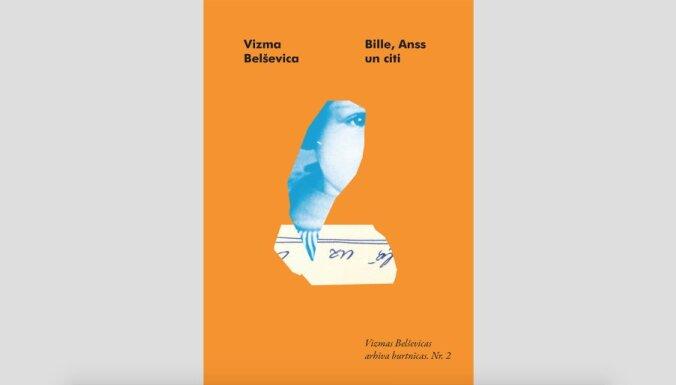 Iznāk grāmata ar iepriekš nepublicētiem Vizmas Belševicas prozas darbiem