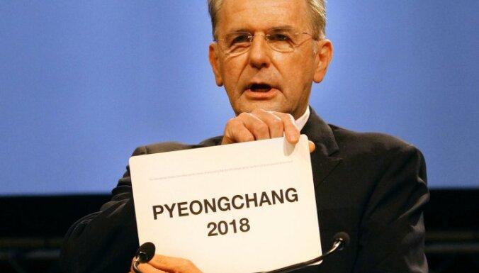 Зимняя Олимпиада-2018 пройдет в Южной Корее