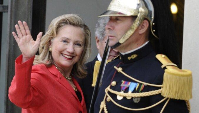Хиллари Клинтон оштрафована в Лондоне за неоплаченную парковку