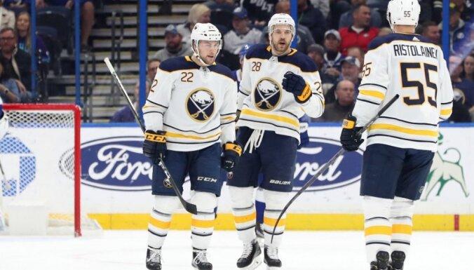 НХЛ: Малкин догнал Дацюка, у Гиргенсонса — голевой пас, у Балцерса — третий гол