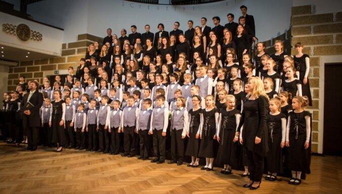 Doma kora skola 20 gadu jubileju atzīmēs ar izstādi, koncertu un filmu