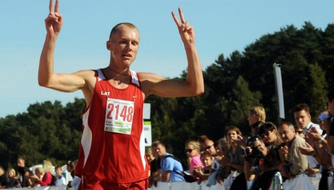 Юркевич обновил рекорд страны на 3 тысячи метров