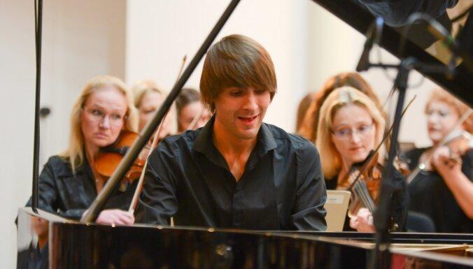Pasaules pirmatskaņojumu piedzīvos Kārļa Lāča Latvju simfonija