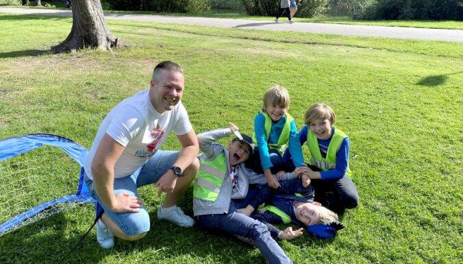 Sākusies pieteikšanās bērnu vasaras nometnēm Rīgā