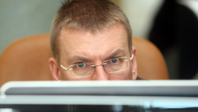 Министр иностранных дел Латвии пригрозил включить зиму в список персон нон грата