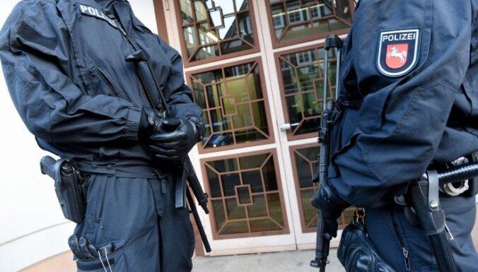 Германия: в ходе спецоперации задержан предполагаемый вербовщик ИГ