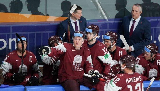 Latvijas hokeja izlase centīsies reabilitēties pret Itālijas valstsvienību