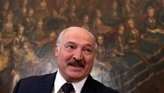 Lukašenko nākamgad cer ierasties vizītē Latvijā
