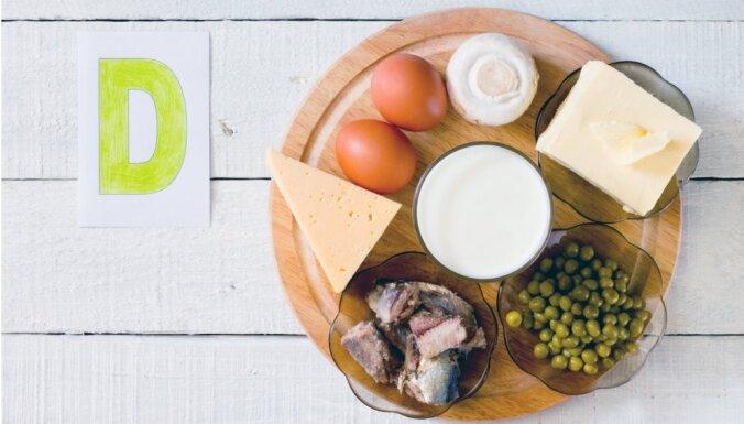 Ziemas un tumšā laika problēma – D vitamīna trūkums. Ko tas nodara un kā izvairīties