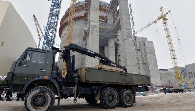 Astravjecas AES avārijas gadījumā Lietuvā nāktos evakuēt 6000 cilvēkus