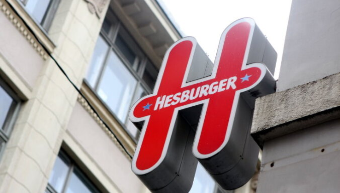 'Hesburger' investējis 2,3 miljonus eiro restorānā Juglā