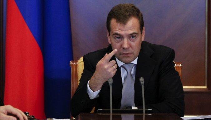 Медведев не исключил возвращения на пост президента