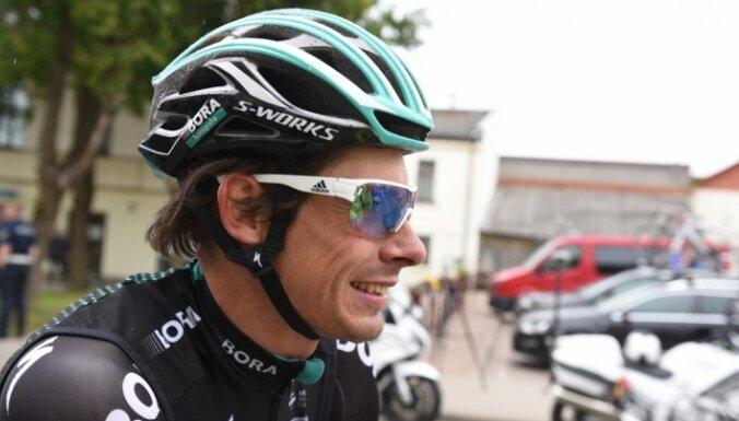 Saramotins izcīna ceturto vietu 'Grand Prix Cerami' vienas dienas velobraucienā Beļģijā