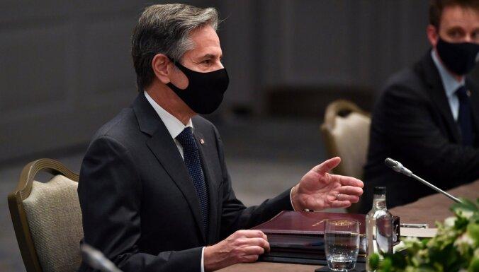 Londonā sākusies G7 ārlietu ministru sanāksme