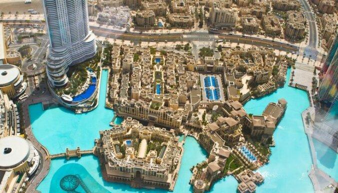 ВИДЕО. В Дубае построят высокоскоростную канатную дорогу