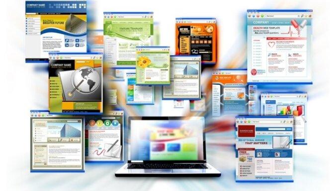 Tagad profesionālas mājas lapas tiek izstrādātas bez maksas!