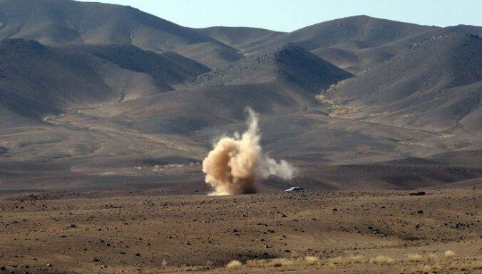 Bezpilota lidaparātu uzbrukumos Afganistānā nogalināti divi 'Al Qaeda' līderi