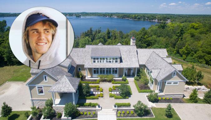 ФОТО: Как выглядит вилла Джастина Бибера за 5 миллионов