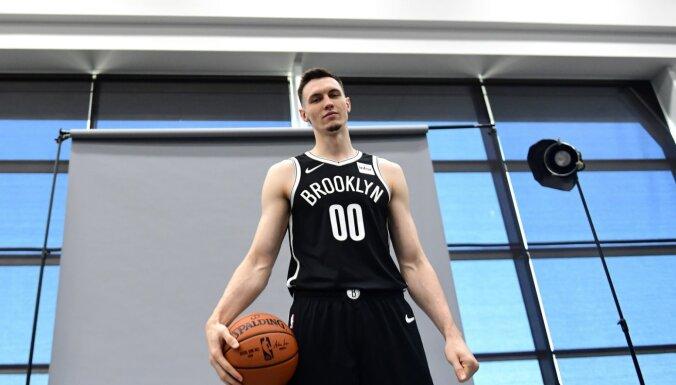 Kuruca 'Nets' un citas Ņujorkas profesionālās komandas drīkst atsākt treniņus