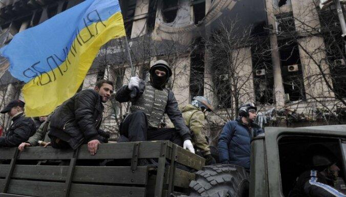 Zviedrija reformām Ukrainā ik gadu piešķirs 25 miljonus eiro