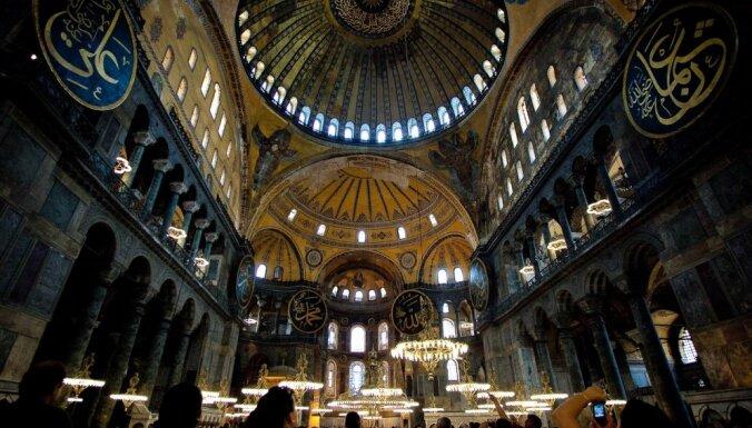 Всемирный совет церквей призвал Эрдогана пересмотреть решение по Святой Софии