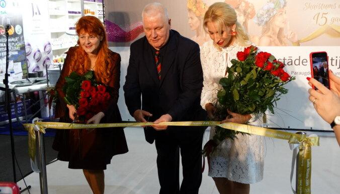 """ФОТО: """"Очередь за красотой от Вантового моста!"""" На Кипсале открылась выставка Baltic Beauty 2019"""