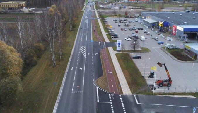 Jelgavai var nākties atmaksāt daļu ES līdzfinansējuma Loka maģistrāles projektā