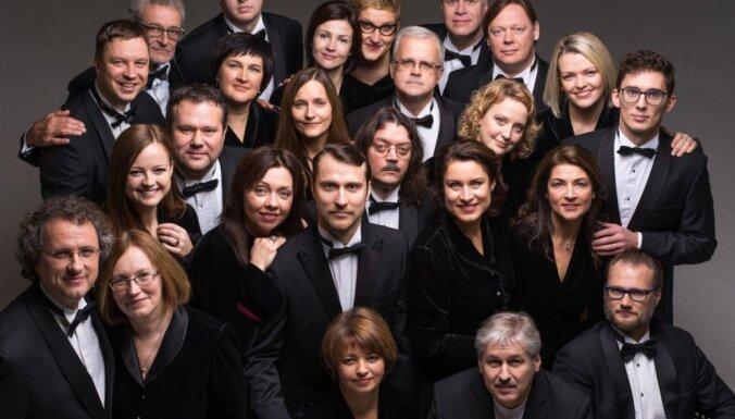 Latvijas Radio koris dosies koncertturnejā uz ASV un Kanādu