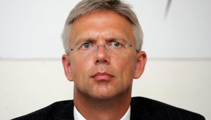 Кариньш: в Латвии давно нужно было выделять больше денег на финансирование партий